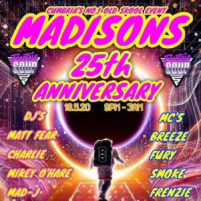 Madisons 25 Year Reunion