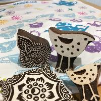 Crash Course Crafts  - Indian Block Printing