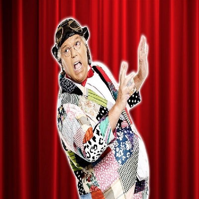 Think, Roy chubby brown walks off agree