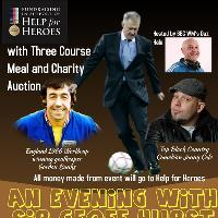 An Evening with Sir Geoff Hurst and Gordon Banks