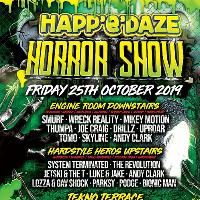Happedaze Halloween Party 2019
