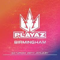 Playaz : Birmingham