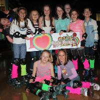 RocknRoller Disco Leatherhead Leisure Centre