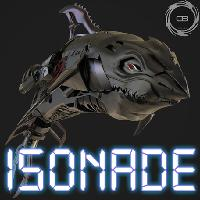 Isonade: Cirque de Trance -JonnieGraham/ Akalaeko/ Flux