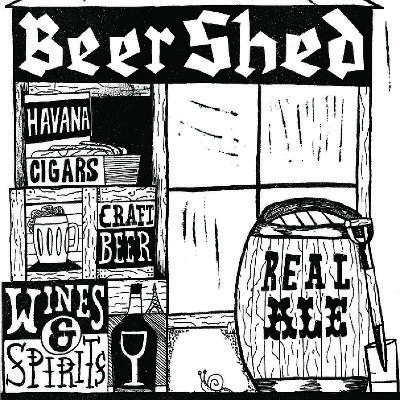 Dreaming Of A Black Jack Christmas Tickets Beer Shed High Peak