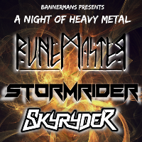 Runemaster with support from Stormrider and Skyryder