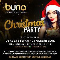 Christmas Party- Seara Romaneasca