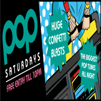 Pop Saturdays