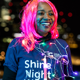 Cancer Research UK York Shine Night Walk 2021