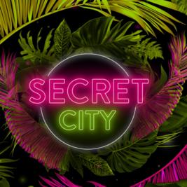 SecretCity - The Invisible Man (8:30pm)