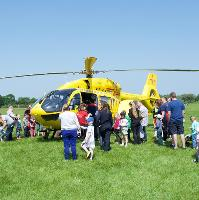 East Anglian Air Ambulance Emergency Services Fun Day