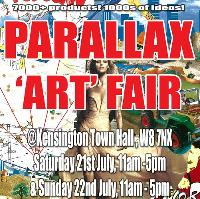 Parallax Art Fair July 2018