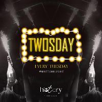Twosday FRESHERS 17.09 || Tuesdays at History