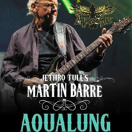 Martin Barre & supports