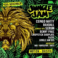 In:Motion Jungle Jam