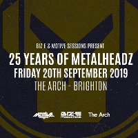 25 Years of Metalheadz - Brighton