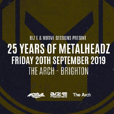 25 Years of Metalheadz - Brighton