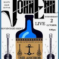 Blues With Bottle Club Featuring John Emil