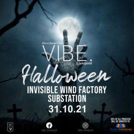 Vibe Liverpool | Halloween Special