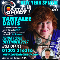 The Coastal Comedy New Year Special!
