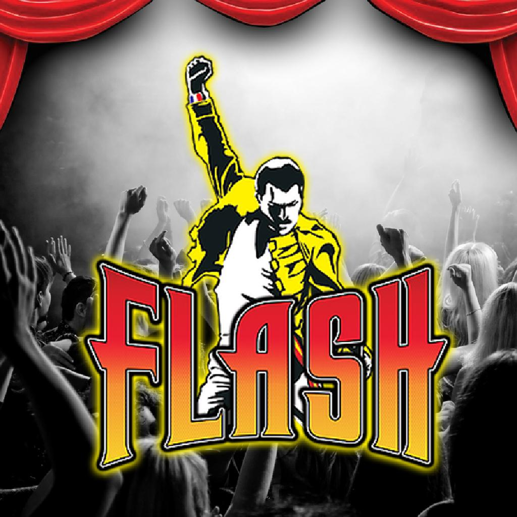 Flash  (The Queen Tribute with the wow factor)