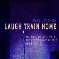 Laugh Train Home Comedy Wednesdays