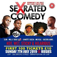 Sexrated Comedy Birmingham