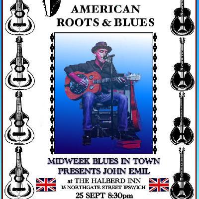 Midweek Blues In Town