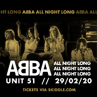 ABBA All Night Long!