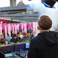 Bank Holiday Terrace Party Pt 3: The Tropical Garden Party!