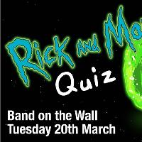 Rick and Morty quiz hosted by Mr. PBH