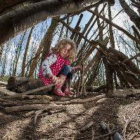 Wild Families: Wonderful World of Mud 2:00pm - 4:00pm Session