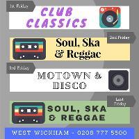 Friday Night - Soul, Disco, Reggae  & Club Classics