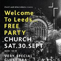 Welcome to Leeds FREE Party