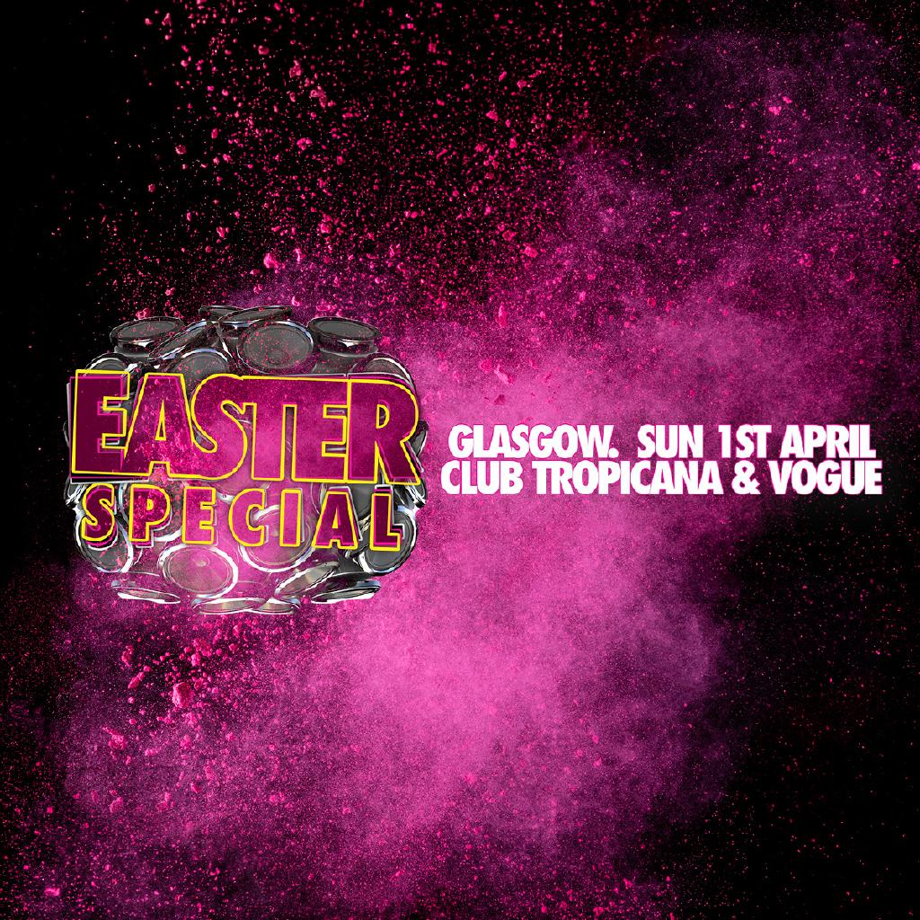 dance energy u18's - easter special (Glasgow)