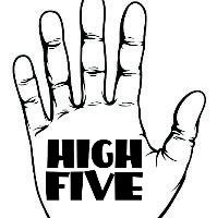 High Five for Christmas