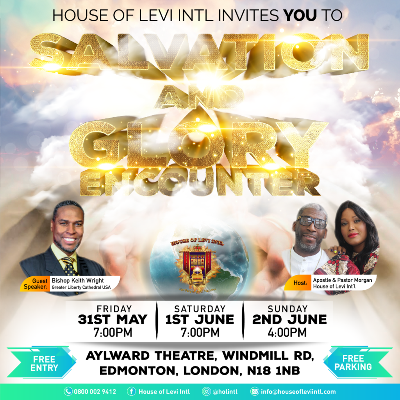 Salvation & Glory Encounter conference