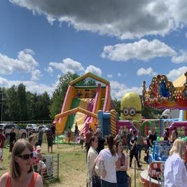 Spilmans Kids Fun Zone