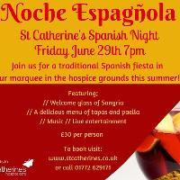 Noche Espagnola St Catherine