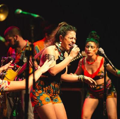 We present a night of irresistible rhythms with the very first afrobeat band to come out of Chile's thriving music scene: Newen Afrobeat.