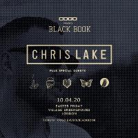 COGO presents Black Book with Chris Lake