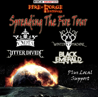 Fire & Forge Tour - Spreading The Fire