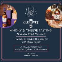 The Glenlivet Whisky & Cheese Night