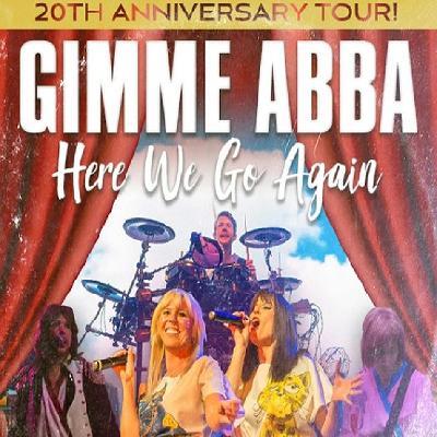 946aeaf47 Gimme ABBA 20th Anniversary Tour | Babbacombe Theatre Torquay | Fri 21st  June 2019 Lineup