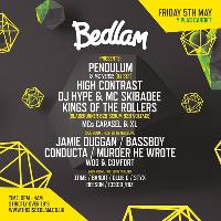 Bedlam in Cardiff Ft Pendulum