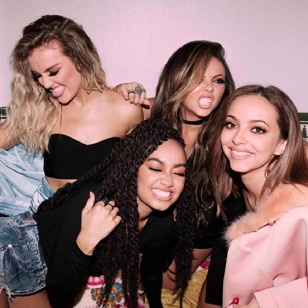Little Mix Macron Stadium Bolton Bolton Sat 14th July 2018 Lineup