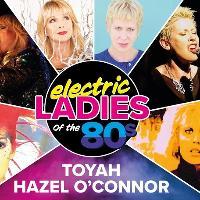 Toyah and Hazel O