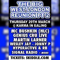 The Big West London Reunion