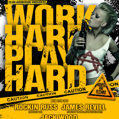 Club Addiction & Carry on Raving - (1 or 2 Day Ticket Packages)