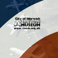 Father Christmas lands at Norwich Aviation Museum!